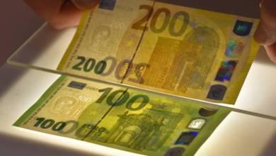 Photo of Les nouveaux billets de 100 et 200 euros dévoilés. Ils seront mis en circulation à partir du 28 mai 2019