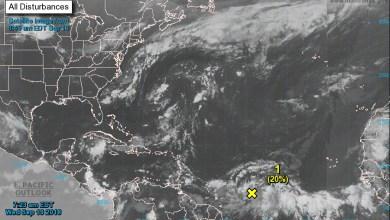 Photo of Une nouvelle onde tropicale sous surveillance par le NHC