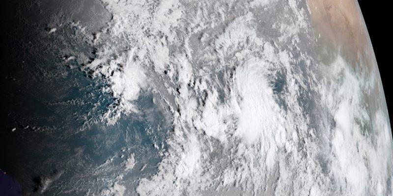 Naissance d'une nouvelle dépression tropicale en Atlantique. Elle n'intéressera pas l'arc antillais