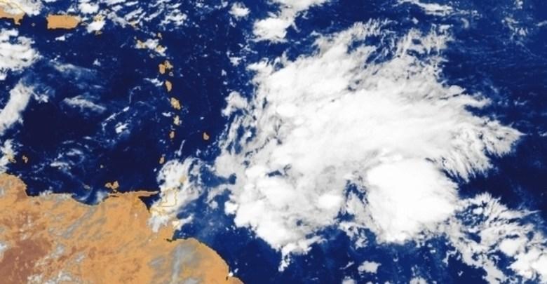 Une onde tropicale active en approche des Petites Antilles. La Martinique en vigilance jaune