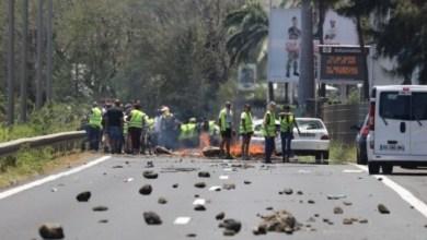 """Photo of L'île de la Réunion bloquée par les """"gilets jaunes"""". Un couvre-feu de 4 jours instauré"""