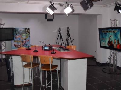 Le plateau TV de ZayChronique.