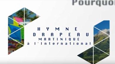 Photo of (VIDÉO) Bientôt un drapeau et un hymne représentant la Martinique à l'international ?