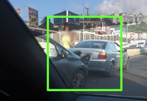 Deux accidents sur la Rocade provoque plusieurs kilomètres d'embouteillages