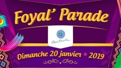 Photo of Carnaval 2019 : la Foyal'Parade c'est ce dimanche dans les rues de Fort-de-France