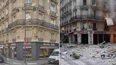 Photo of Une forte explosion à Paris, ce samedi matin fait 2 morts
