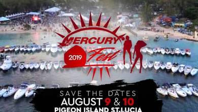 Photo of Les dates de la Mercury Fest 2019 à Sainte-Lucie dévoilées