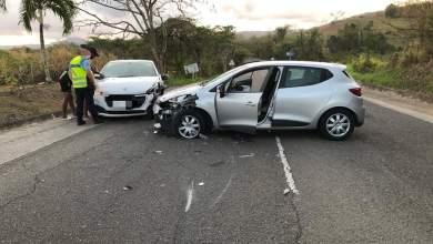 Photo of Un contrôle routier aux Trois-Ilets suivi d'un accident de la circulation