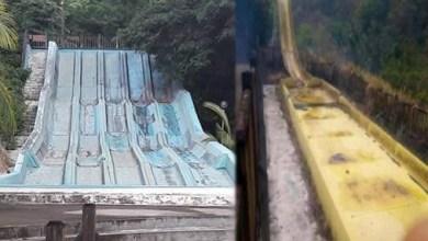 Photo of Deux nouvelles photos du parc aquatique Aqwaland fermé depuis presque 6 ans