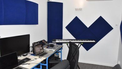 Photo of Musique : Un studio d'enregistrement inauguré à Chateauboeuf