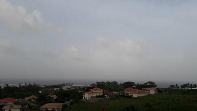 Photo of Retour de la brume de sable en Martinique ce samedi