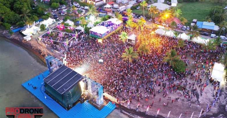Baccha Festival Pro Drone