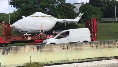 """Photo of La Martinique a enfin son hélicoptère de la sécurité civile """"Dragon 972"""""""
