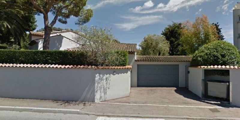 Photo prise sous google street view