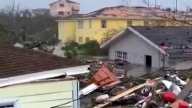 Photo of Bahamas : les îles Abacos violemment frappées par l'ouragan Dorian de catégorie 5