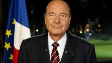 Photo of Décès de l'ancien président de la République Jacques Chirac à l'âge de 86 ans