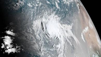 Photo of Naissance de la tempête tropicale Gabrielle en plein milieu de l'Atlantique