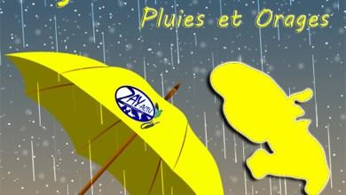 Photo of La Martinique placée en vigilance jaune pour fortes pluies et orages