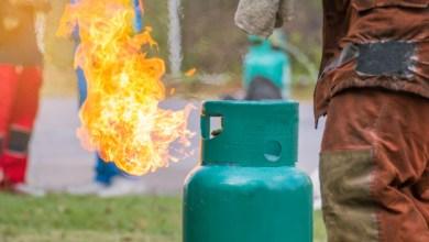 Photo of Une flamme de plusieurs mètres de haut susceptible d'être visible depuis l'autoroute, ce lundi