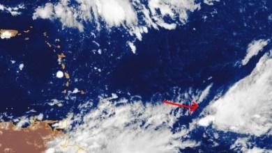 Photo of Une onde tropicale au milieu de l'atlantique placée sous surveillance