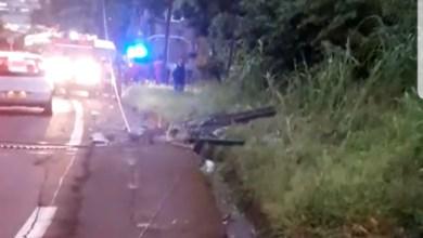 Photo of Grave accident de voiture au Marigot. L'état de l'automobiliste jugé très préoccupant
