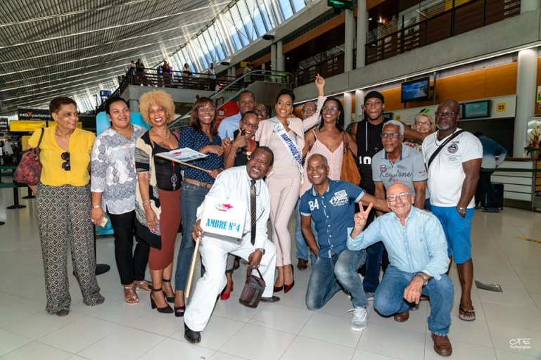 La Miss Martinique 2019 Ambre Bozza