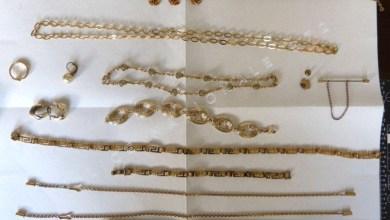 Photo of Des bijoux et objets susceptibles d'avoir été dérobés recherchent leurs propriétaires