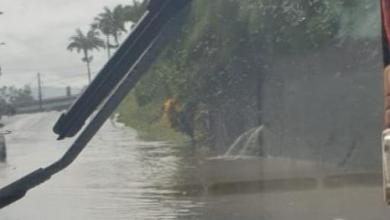 Photo of De nouvelles averses intenses prévues. La Martinique toujours en vigilance jaune pour fortes pluies et orages