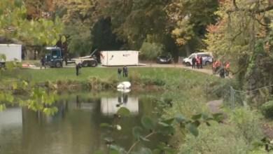 Photo of Belgique : une femme plonge volontairement dans un étang avec ses deux enfants