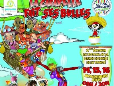 Festival bande dessinée de la Trinité