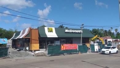 Photo of Ouverture du McDonald's de Sainte-Marie ce vendredi 13 décembre 2019
