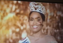 Photo de Clémence Botino Miss Guadeloupe élue Miss France 2020
