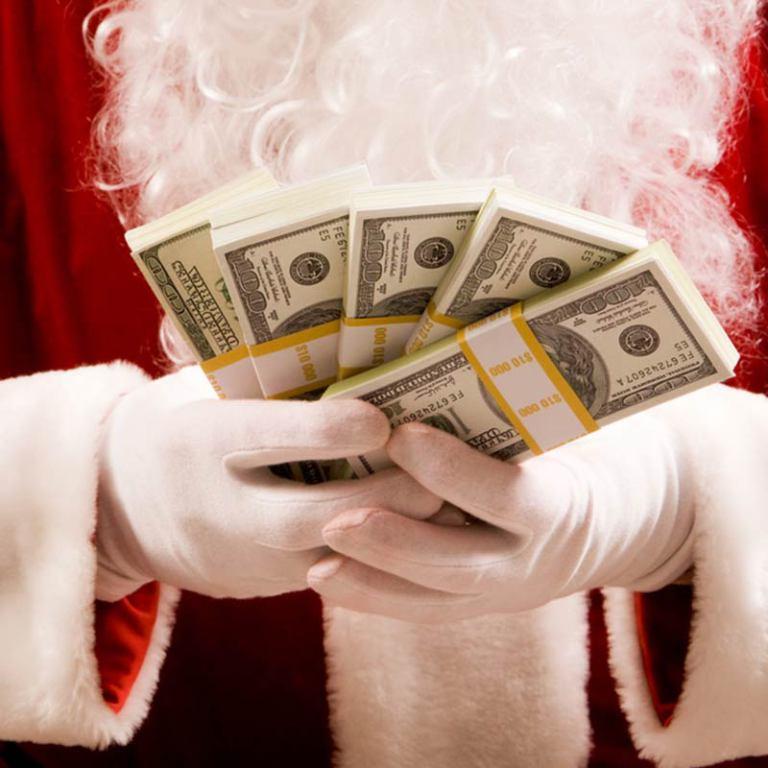 L'incroyable prime de Noël d'une société immobilière américaine à ses salariés