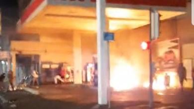 Photo of Incidents à Fort-de-France : un début d'incendie dans la station-service située en face du palais de Justice maîtrisé