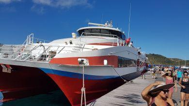 Photo of Les lignes internationales de l'Express des Îles suspendues à partir de vendredi pour une durée de 4 jours