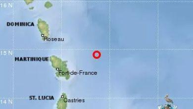 Photo of La terre a tremblé en Martinique en ce vendredi après-midi