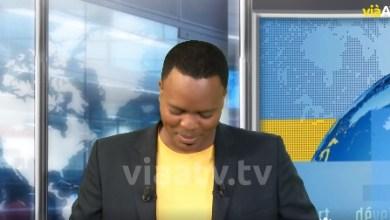 Photo of Insolite : le fou rire du présentateur Jean-Marc d'Abreu en plein JT sur ViàATV (VIDÉO)