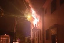 Photo de Incendie dans une maison située non-loin du bourg du Lamentin (VIDÉO)