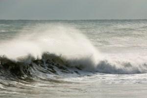 La vigilance jaune pour mer dangereuse à la côte de nouveau déclenchée pour la Martinique