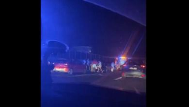 Photo of Un accident de moto sur la Rocade de Fort-de-France la nuit dernière fait un blessé
