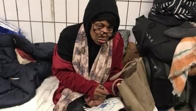 Photo of Une femme d'origine guyanaise dormant dans le métro en région parisienne à besoin de notre aide