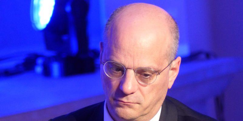 Jean Michel Blanquer ministre de l'Education nationale.