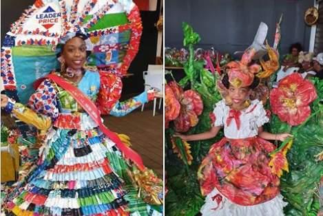 Photo of Carnaval 2020 : la reine du carnaval du Robert élue reine du carnaval du sud