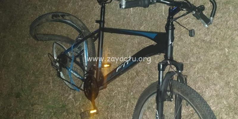Un cycliste percuté par une voiture au Lamentin