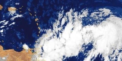 Onde tropicale 28 juillet 2020