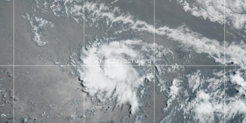 Tempête tropicale Gonzalo
