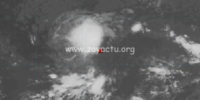 Une dépression tropicale pourrait se former dans les prochaines heures sur l'atlantique