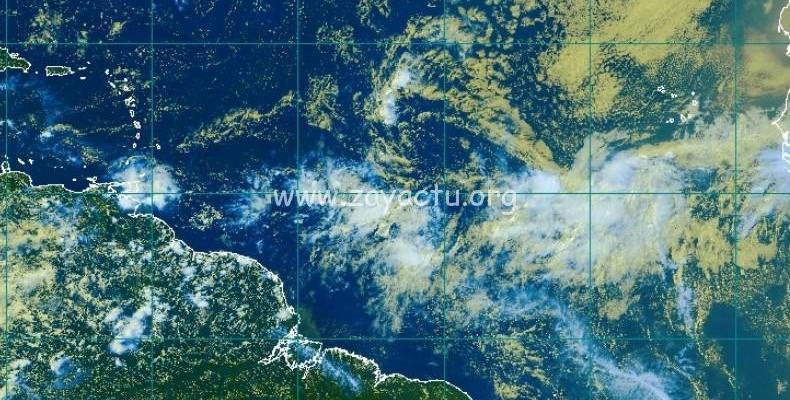 Une onde tropicale placée sous surveillance par le NHC.