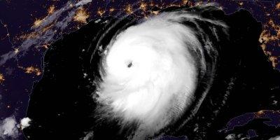 Météo : Laura est devenu le 1er ouragan majeur de la saison 2020 avec des vents moyens de 185km/h