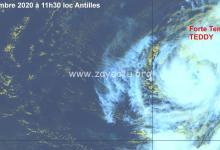 Photo de Forte chaleur et développement d'averses orageuses locales à partir de jeudi